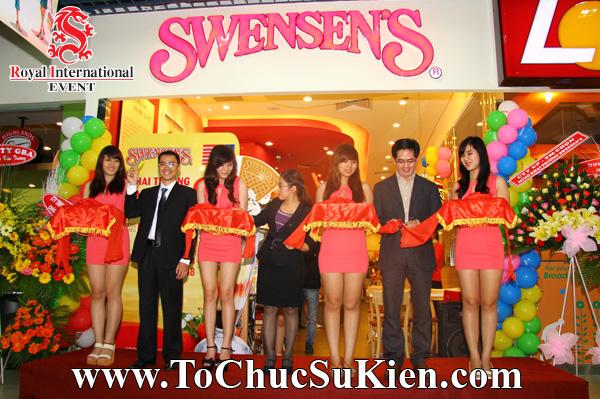 Tổ chức sự kiện Lễ khai trương Nhà hàng Swensen's thứ 6 tại BigC Hoàng Văn Thụ Tp.HCM - 07