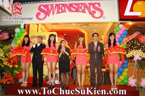 Tổ chức sự kiện Lễ khai trương Nhà hàng Swensen's thứ 6 tại BigC Hoàng Văn Thụ Tp.HCM - 08
