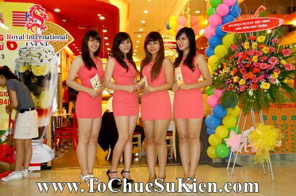 Tổ chức sự kiện Lễ khai trương Nhà hàng Swensen's thứ 6 tại BigC Hoàng Văn Thụ Tp.HCM - 13