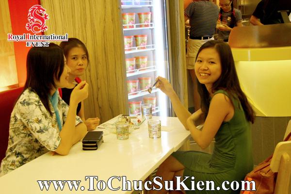Tổ chức sự kiện Lễ khai trương Nhà hàng Swensen's thứ 6 tại BigC Hoàng Văn Thụ Tp.HCM - 15