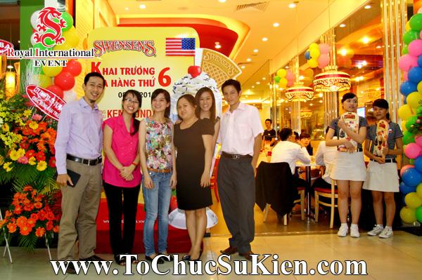 Tổ chức sự kiện Lễ khai trương Nhà hàng Swensen's thứ 6 tại BigC Hoàng Văn Thụ Tp.HCM - 16