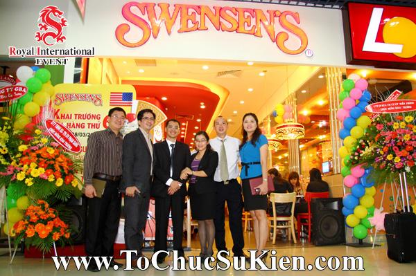 Tổ chức sự kiện Lễ khai trương Nhà hàng Swensen's thứ 6 tại BigC Hoàng Văn Thụ Tp.HCM - 17