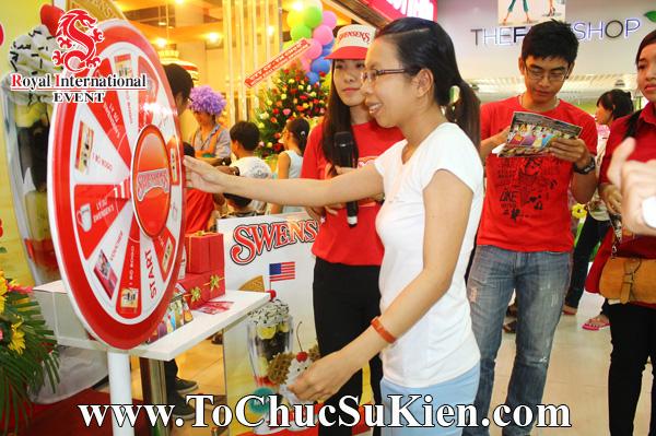 Tổ chức sự kiện Gamshow - Hoạt náo tại nhà hàng Kem Swensen - BigC Hoàng Văn Thụ - 05
