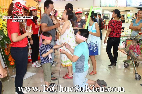 Tổ chức sự kiện Gamshow - Hoạt náo tại nhà hàng Kem Swensen - BigC Hoàng Văn Thụ - 06
