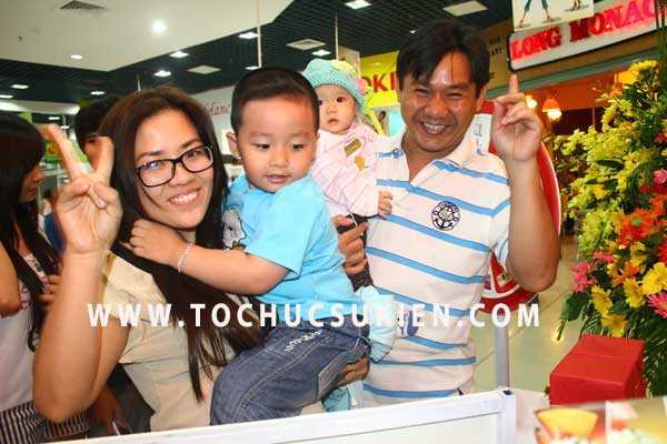 Tổ chức sự kiện Gamshow - Hoạt náo tại nhà hàng Kem Swensen - BigC Hoàng Văn Thụ - 10