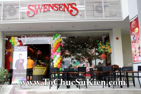 Họp mặt Fanclub ca sĩ Trúc Nhân - Swensen's GrandView - Q.7 - 01