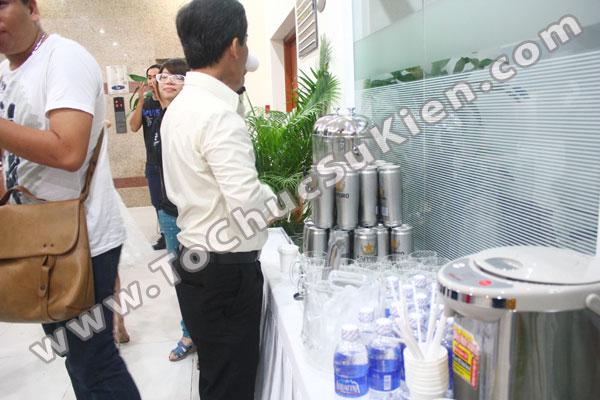Tổ chức - Cung cấp Tiệc Teabreak - Khai trương VP Công ty FTA - 03