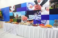 Tổ chức - Cung cấp Tiệc Teabreak - Khai trương VP Công ty FTA