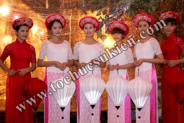 Cung cấp thiết bị - nhân sự tổ chức Gala Dinner tại Thảo Cầm Viên Tp.HCM - 06
