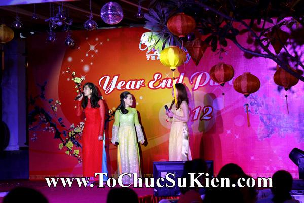 Tổ chức sự kiện Tiệc Tất niên của Làng Thảo Điền - Thao Dien Village - 01