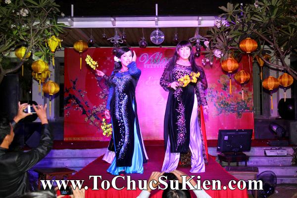 Tổ chức sự kiện Tiệc Tất niên của Làng Thảo Điền - Thao Dien Village - 02