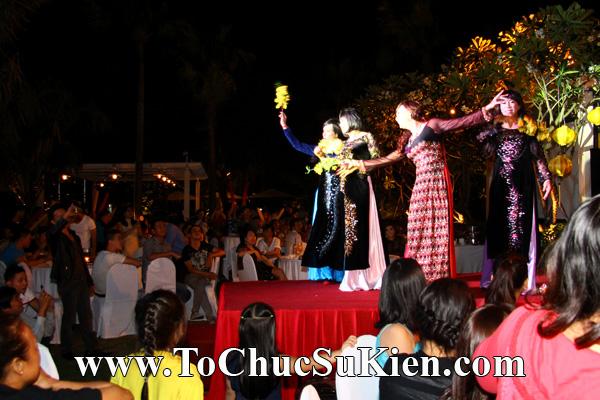 Tổ chức sự kiện Tiệc Tất niên của Làng Thảo Điền - Thao Dien Village - 04