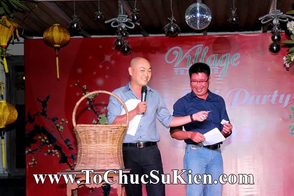 Tổ chức sự kiện Tiệc Tất niên của Làng Thảo Điền - Thao Dien Village - 08
