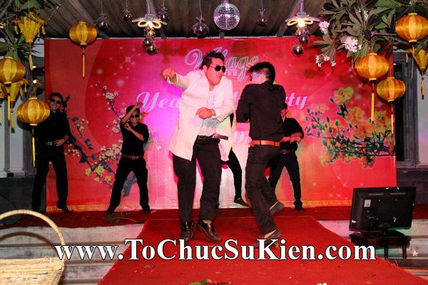 Tổ chức sự kiện Tiệc Tất niên của Làng Thảo Điền - Thao Dien Village - 12