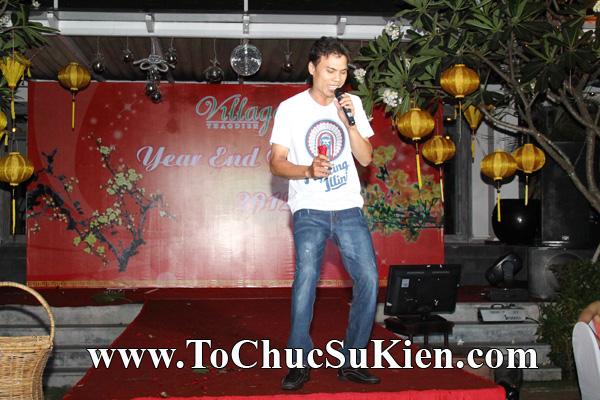 Tổ chức sự kiện Tiệc Tất niên của Làng Thảo Điền - Thao Dien Village - 13