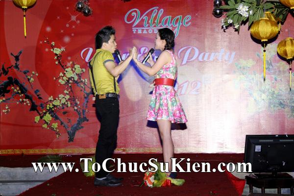 Tổ chức sự kiện Tiệc Tất niên của Làng Thảo Điền - Thao Dien Village - 14