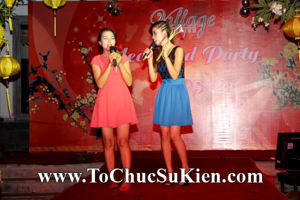 Tổ chức sự kiện Tiệc Tất niên của Làng Thảo Điền - Thao Dien Village - 15