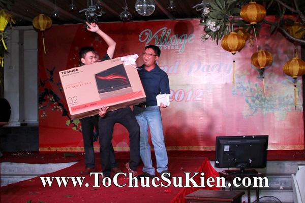 Tổ chức sự kiện Tiệc Tất niên của Làng Thảo Điền - Thao Dien Village - 17