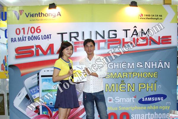 Tổ chức chuỗi sự kiện Ra mắt đồng loạt các Trung tâm Smartphone của Hệ thống cửa hàng Viễn Thông A - 10