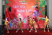 Tổ chức sự kiện Đêm hội trăng rằm - Công ty Taxi Việt Nam (VinaTaxi)