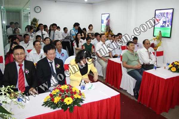 Tổ chức sự kiện khai trương trung tâm SME Phú Lâm - Ngân hàng VPBank - 09