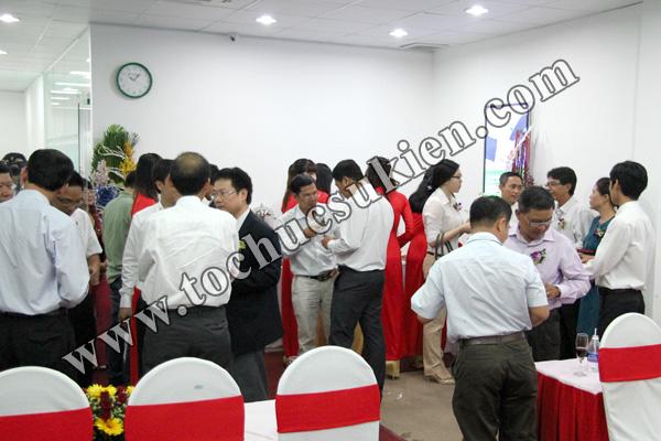 Tổ chức sự kiện khai trương trung tâm SME Phú Lâm - Ngân hàng VPBank - 12