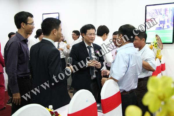 Tổ chức sự kiện khai trương trung tâm SME Phú Lâm - Ngân hàng VPBank - 13
