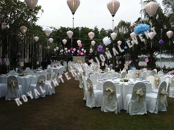Wedding Event - Trang trí đám cưới - 01