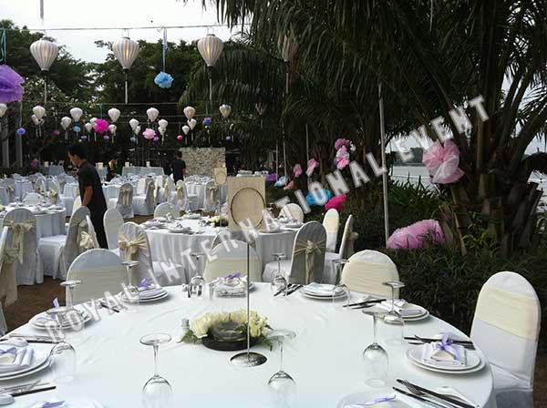 Wedding Event - Trang trí đám cưới - 04