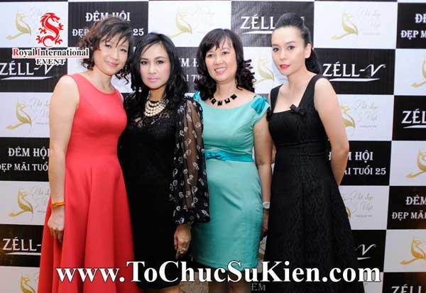 Tổ chức sự kiện Đêm hội Đẹp mãi tuổi 25 - Zéll-V - Khách sạn REX Tp.HCM - 09