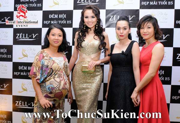 Tổ chức sự kiện Đêm hội Đẹp mãi tuổi 25 - Zéll-V - Khách sạn REX Tp.HCM - 12