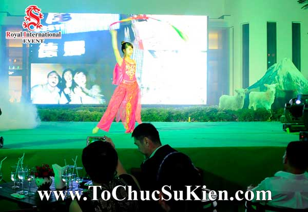 Tổ chức sự kiện Đêm hội Đẹp mãi tuổi 25 - Zéll-V - Khách sạn REX Tp.HCM - 30