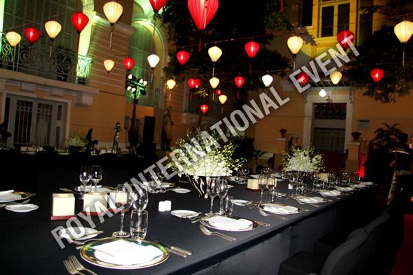 Thiết kế - Trang trí - Cung cấp thiết bị, nhân sự sự kiện Newyear Gala Dinner - 04