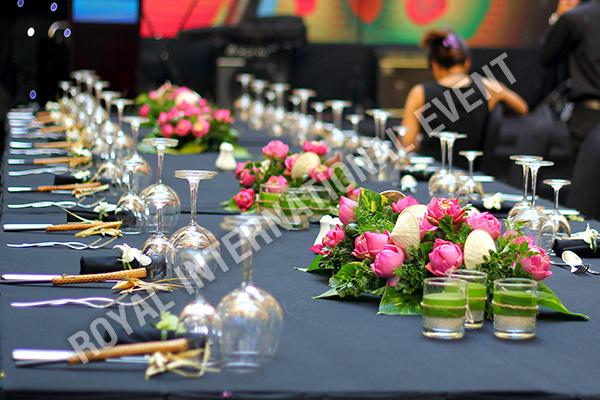 Tổ chức sự kiện Gala Dinner - Kimberly Klark Corp. - 06