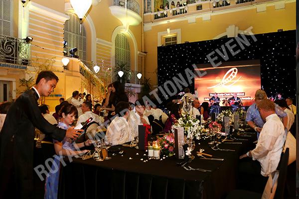 Tổ chức sự kiện Gala Dinner - Kimberly Klark Corp. - 11