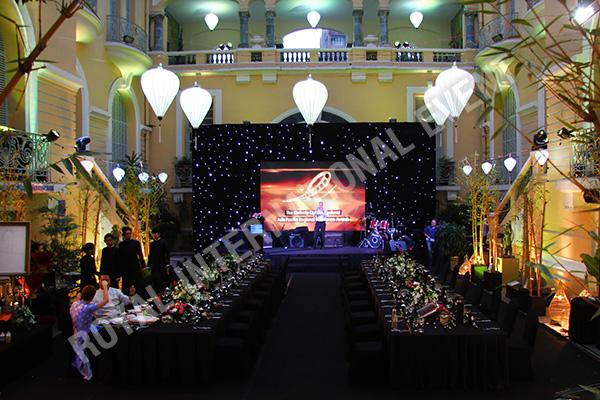 Tổ chức sự kiện Gala Dinner - Kimberly Klark Corp.