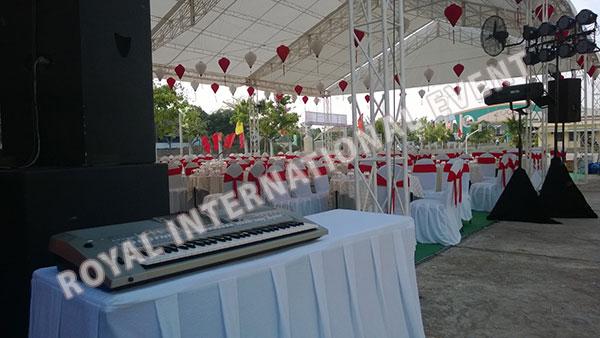 Tổ chức sự kiện Gala Dinner - Lễ đón Xuân Giáp Ngọ - Tổng công ty truyền tải điện Việt Nam - 01
