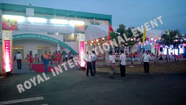 Tổ chức sự kiện Gala Dinner - Lễ đón Xuân Giáp Ngọ - Tổng công ty truyền tải điện Việt Nam - 03