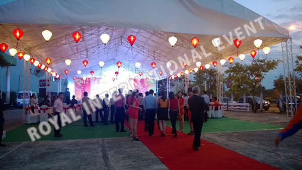 Tổ chức sự kiện Gala Dinner - Lễ đón Xuân Giáp Ngọ - Tổng công ty truyền tải điện Việt Nam - 07