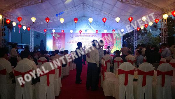 Tổ chức sự kiện Gala Dinner - Lễ đón Xuân Giáp Ngọ - Tổng công ty truyền tải điện Việt Nam - 08