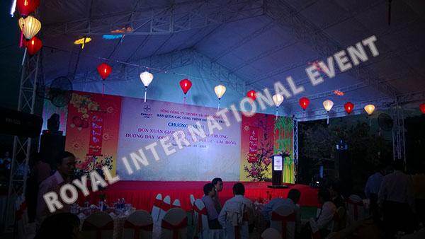 Tổ chức sự kiện Gala Dinner - Lễ đón Xuân Giáp Ngọ - Tổng công ty truyền tải điện Việt Nam - 09