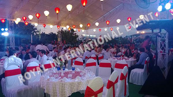 Tổ chức sự kiện Gala Dinner - Lễ đón Xuân Giáp Ngọ - Tổng công ty truyền tải điện Việt Nam - 10