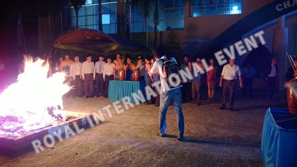 Tổ chức sự kiện Gala Dinner - Lễ đón Xuân Giáp Ngọ - Tổng công ty truyền tải điện Việt Nam - 17