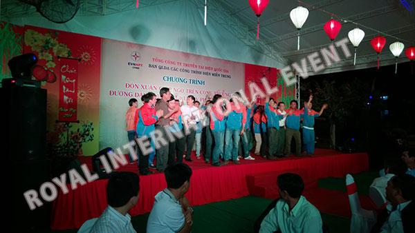 Tổ chức sự kiện Gala Dinner - Lễ đón Xuân Giáp Ngọ - Tổng công ty truyền tải điện Việt Nam - 18