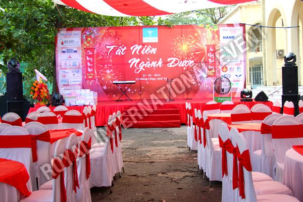 Tổ chức sự kiện Gala Dinner - Tất Niên 2013 Hội Dược Học Tp.HCM - 02