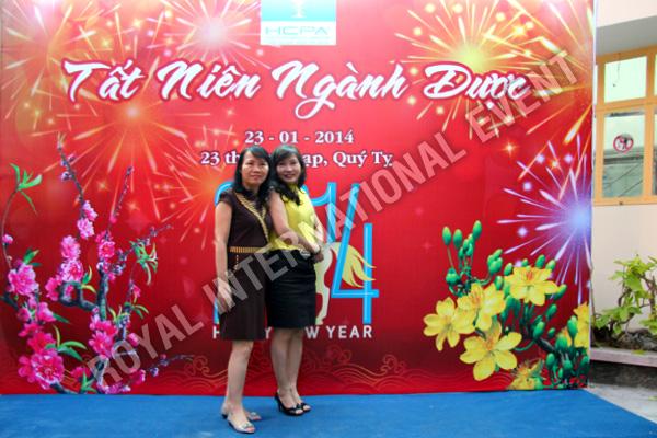 Tổ chức sự kiện Gala Dinner - Tất Niên 2013 Hội Dược Học Tp.HCM - 03