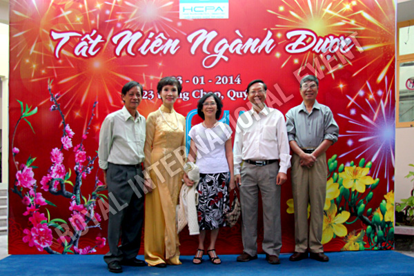 Tổ chức sự kiện Gala Dinner - Tất Niên 2013 Hội Dược Học Tp.HCM - 04