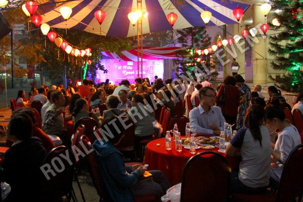 Tổ chức sự kiện Gala Dinner - Tất Niên 2013 Hội Dược Học Tp.HCM - 06