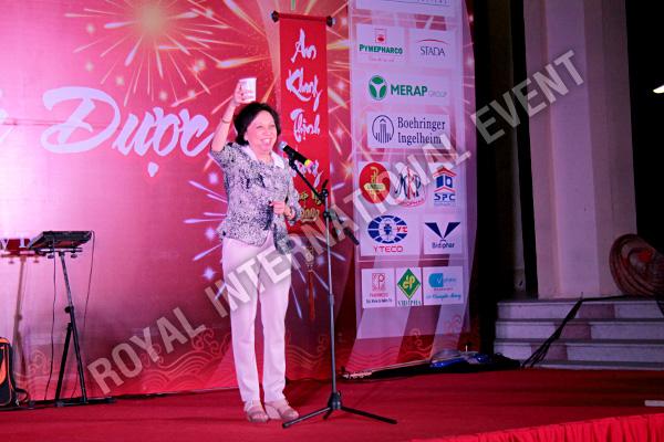 Tổ chức sự kiện Gala Dinner - Tất Niên 2013 Hội Dược Học Tp.HCM - 10