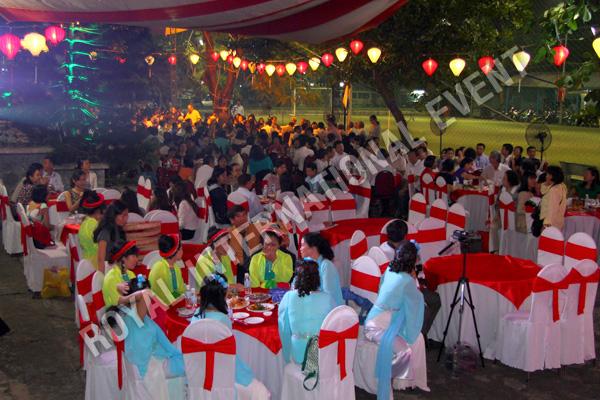Tổ chức sự kiện Gala Dinner - Tất Niên 2013 Hội Dược Học Tp.HCM - 11